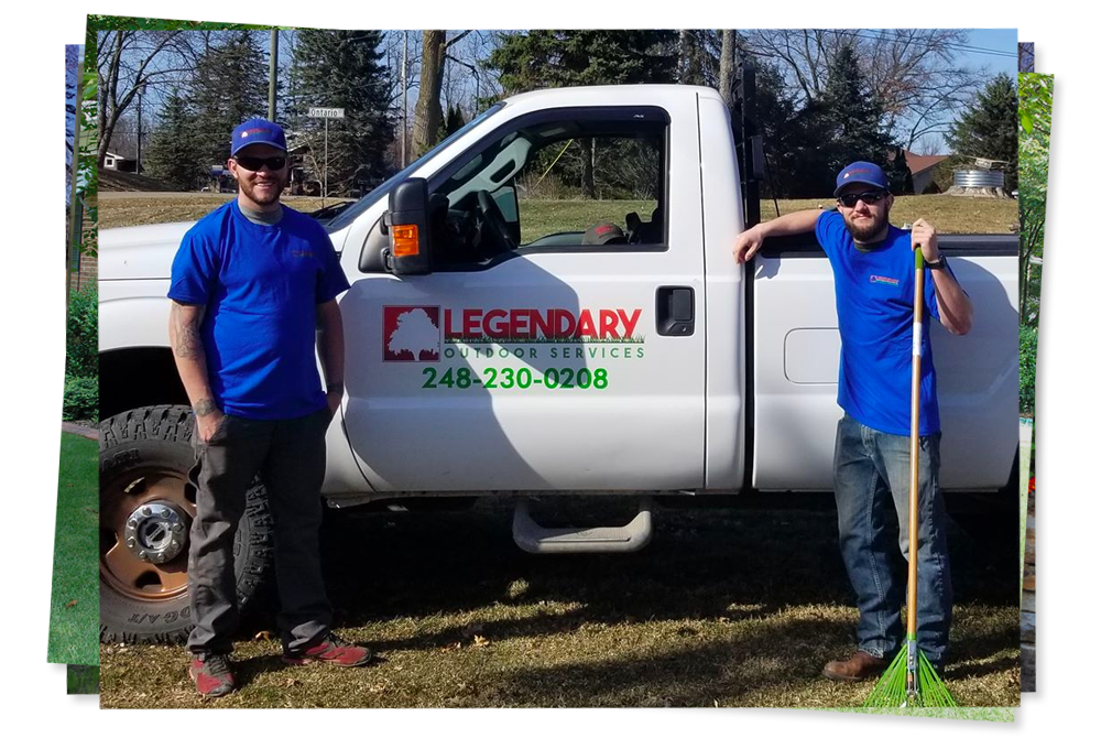 Legendary Outdoor Services Crew